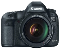 Canon EOS 5D Mark III Body (New)