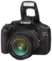Canon EOS 550D kit 18-135mm IS