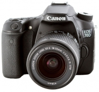 Canon EOS 70D Kit  18-135mm is