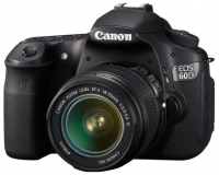 Canon EOS  60d KIT (24-105mm f/4l is usm)