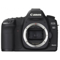 Canon EOS 5D Mark II Body(New)